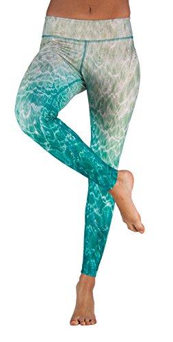 Pilates und Fitness. Haltbar und Strapazierf/ähige Womens Leggings f/ür Yoga Niyama Hochwertige und Einzigartige Yogahosen Frauen