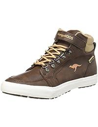 KangaROOS Unisex-Erwachsene Nery Hohe Sneaker
