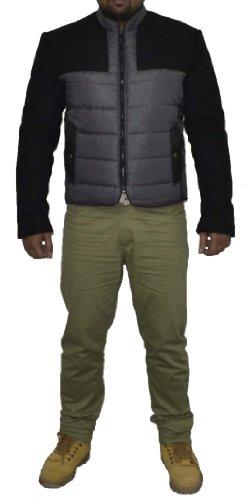 Étui à rabat style duvet Vestes. xxs-5x l Tailles Disponibles Noir - Tempo blazer