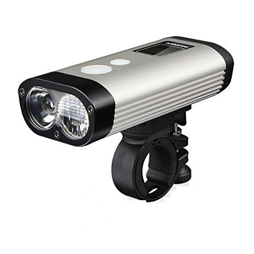 ravemen Unisex 900Bike Light, silber
