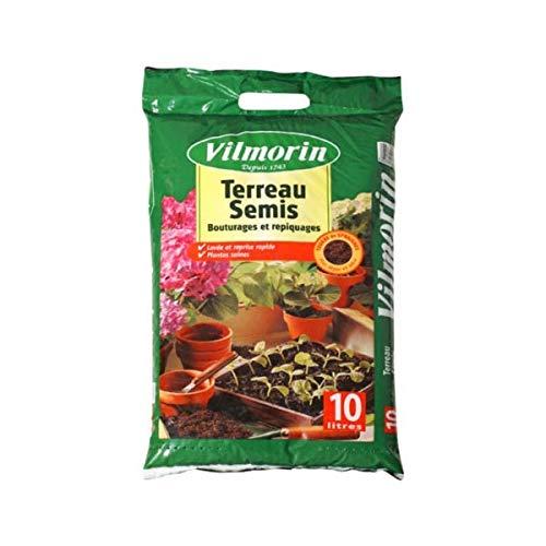 Vilmorin - Terreau semis bouturages et repiquages vilmorin sac de 10 litres