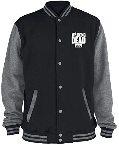 ABYstyle ABYstyleABYSWE036-M Herren Jacke Abysse The Walking Dead Angel Wings, Größe M