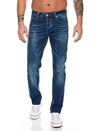 Rock Creek Herren Jeans Hose Denim Stretch Regular Fit Jeanshose Stonewashed  W29-W44 a34867c417