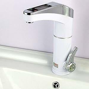Robinet chauffe eau instantan e lectrique avec affichage - Chauffe eau electrique cuisine ...