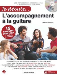 L'accompagnement à la guitare