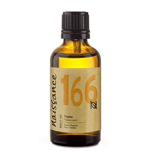 Naissance Olio essenziale di Timo – Olio essenziale puro al 100% - 50ml