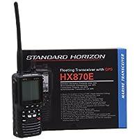 Standard Horizon HX870E portátil portátil GPS VHF GPS portátil DSC con GPS