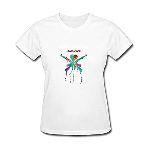 UKCBD - T-shirt - Femme - Blanc - X-Large