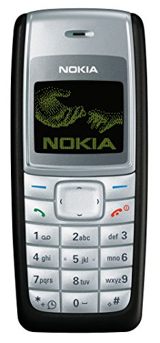 Nokia 1110i 3-inch Display Phone(Blue)