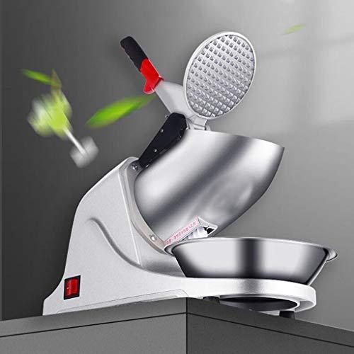 BXX Sommer-Getränk, das Mischer-elektrische Eismaschine, Handelseis-Zerkleinerungsmaschine, Hochleistungs-Edelstahl-Haushalts-Schneemaschine, Schneekegel-Sand-Maschine, Milch-Geschäft mit Eismaschine