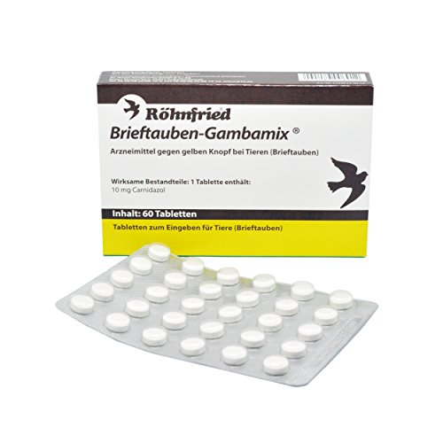 Röhnfried Gambamix 10mg Carnidazol