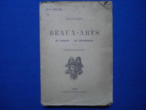 Histoire des Beaux Arts Art Moderne -Art Contemporain