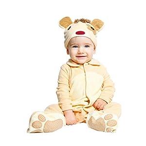 My Other Me Me-204296 Disfraz de pequeño osito, 7-12 meses (Viving Costumes 204296)