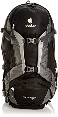 deuter-trans-alpine-sac-a-dos-black-granite-30-l