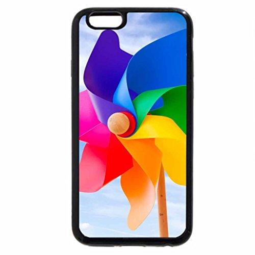 iPhone 6S / iPhone 6 Case (Black) In the Wind