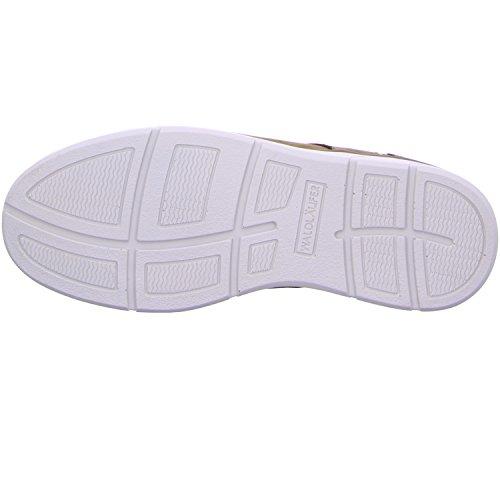 Waldläufer  362001-267-030 Hamino, Chaussures de ville à lacets pour homme torf/weiss
