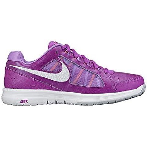 Nike Wmns Air Vapor Ace - Zapatillas deportivas para mujer, color rosa / blanco / morado / naranja, talla 40.5