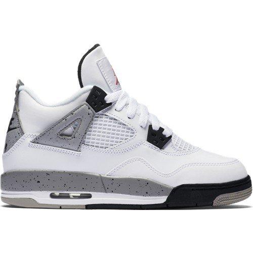 Nike Air Jordan 4 Retro OG BG, Chaussures de Sport Garçon