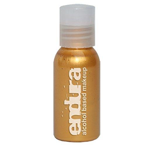 rbrush-Tinte Gold (Prothetik Halloween)
