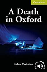 A Death in Oxford: Englische Lektüre für das 1. Lernjahr. Paperback (Cambridge English Readers)