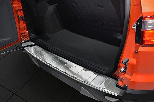 Preisvergleich Produktbild Edelstahl Ladekantenschutz für Ford Ecosport 2 II ab Bj. 2012-