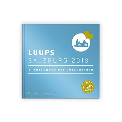 LUUPS Salzburg 2018: Stadtführer mit Gutscheinen