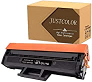 JUSTCOLOR Compatible Toner Cartridge Replacement for Samsung 111S 111L MLT-D111S MLT-D111L use for Xpress SL-M