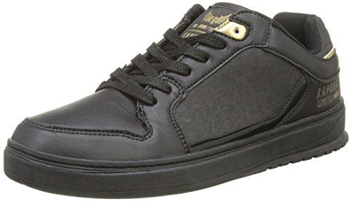 KaporalGold - Sneaker Uomo , Nero (nero), 40