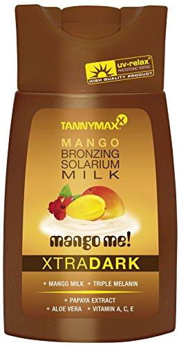 Tannymaxx Xtra Dark Mango Bronzing Milk, 1er Pack (1 x 200 ml) (Sun Creme Australian)