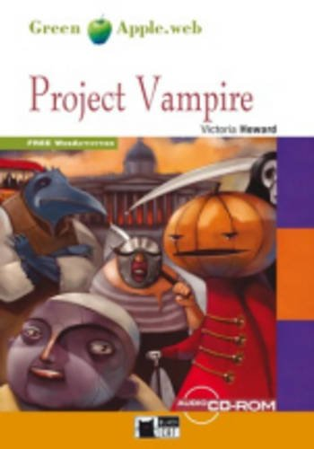 Project Vampire. Con CD-ROM (Green apple)