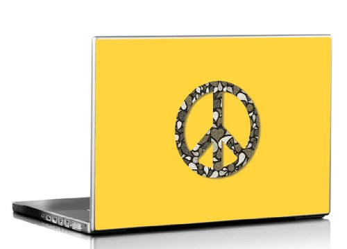 Seven Rays Peace Laptop Skin