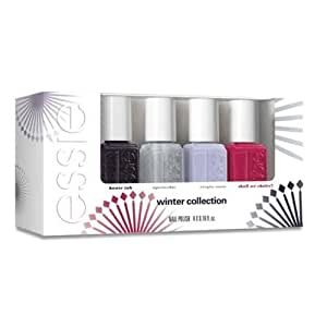 Essie Mini Set de Vernis à Ongles Virgin Snow 2015