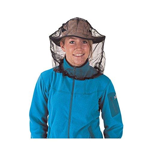 solide de qualité Mosquito Tête en maille filet protecteur de voyage Camping insectes mouches Face Filet Impunctatus