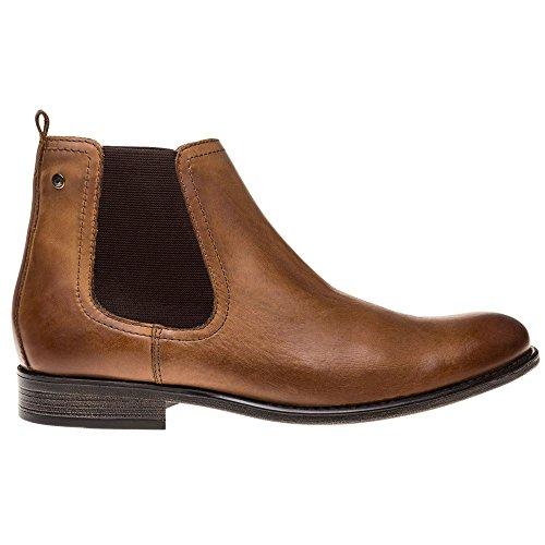 Base London Signature Homme Boots Fauve Fauve
