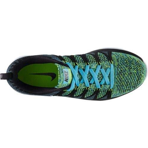 Nike Flyknit Lunar2 Wmns Flyknit Lunar2 Damen Laufschuhe Training blue white black night factor 401