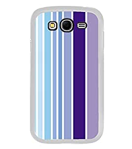 Multicolour Lines Pattern 2D Hard Polycarbonate Designer Back Case Cover for Samsung Galaxy Grand I9082 :: Samsung Galaxy Grand Z I9082Z