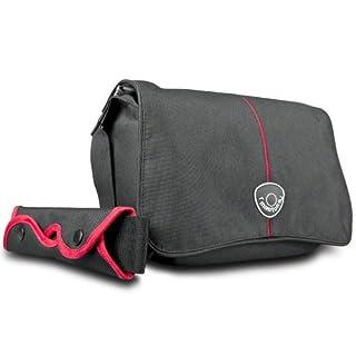 Mantona Cool Bag - Bolsa para cámaras réflex negro y rojo (B002T35A9M) | Amazon price tracker / tracking, Amazon price history charts, Amazon price watches, Amazon price drop alerts