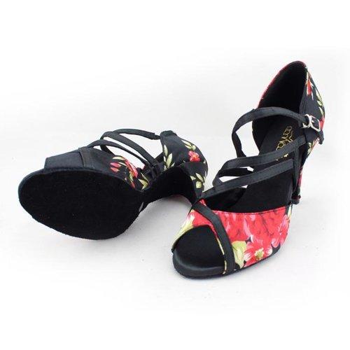 Minitoo , Jazz & Modern femme Black-10cm Heel