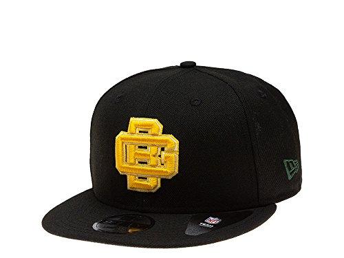 New Era Snapback Cap der Green Bay Packers - Alternate Logo - NFL Kappe