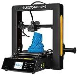 ELEGOO NEPTUNE Impresora 3D FDM Impresora 3D Pleno Metal Tamaño de Impresión 205 * 205 * 200mm...