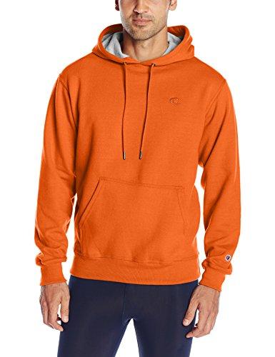 champion-herren-hoodie-gr-m-us-grosse-orange