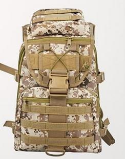 Zll/Outdoor Rucksack Wandern Tasche X7Swordfish Tactical Paket Multifunktions Tactical Paket Beige