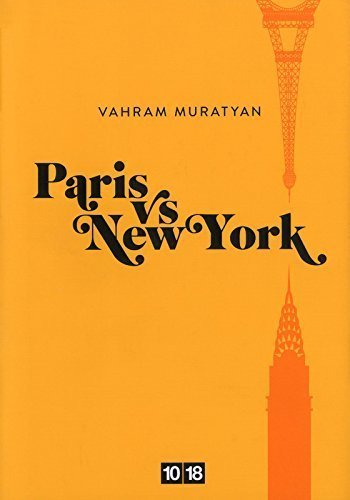 Paris vs New York de Vahram MURATYAN (3 novembre 2011) Relié
