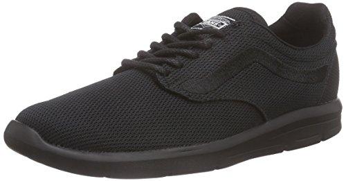 Vans U ISO 1.5 Zapatillas, Unisex Adulto, Negro (Mono Black), 37
