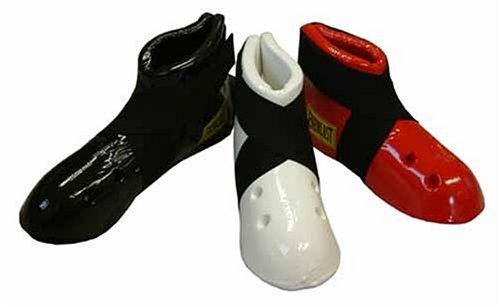 Everlast Fußschützer, Foam, Größe S, rot