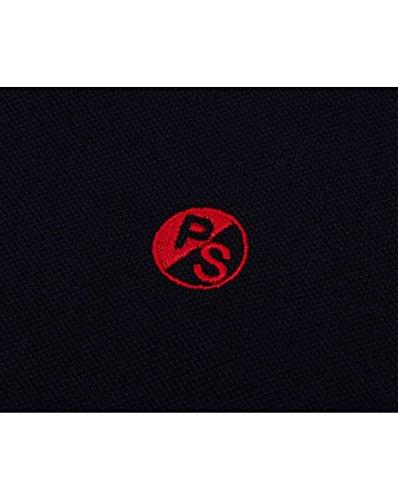 Paul Smith Short Sleeved Logo Polo Navy