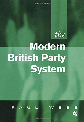 The Modern British Party System di Paul Webb