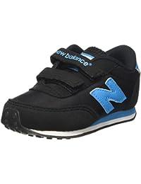 New Balance NBYV574D4 Scarpa Velcro Bambino Blu 30½ fxJ90K
