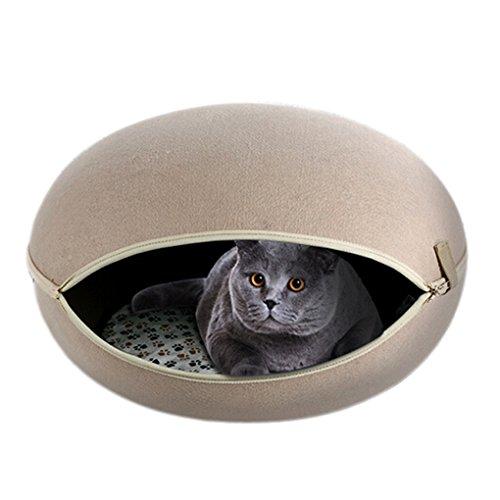 Kunststoff-matratze-protector (Ländlichen Stil Ei Typ abnehmbarer Katze Betten Abnehmbare Reißverschluss Pet Waterloo)