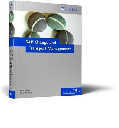 [(SAP Change and Transport Management )] [Author: A. Kosegi] [Apr-2009]